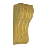 320x130x95 Fluted 130 Timber Corbels